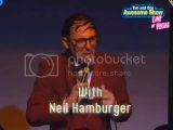 Time and Eric Awesome Show Live in Vegas - Neil Hamburger